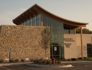 Copesan office building in Menomonee Falls, Wisconsin.
