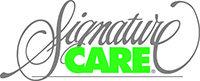 Signature Care logo.