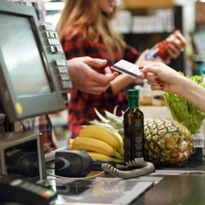 pest management at grocery checkout