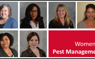 Women in Pest Management.